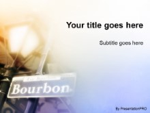 Download bourbon op PowerPoint Template and other software plugins for Microsoft PowerPoint