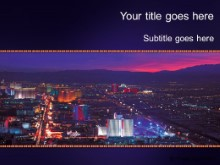 Download vegas02 PowerPoint Template and other software plugins for Microsoft PowerPoint