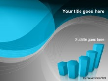Download graph teal PowerPoint Template and other software plugins for Microsoft PowerPoint