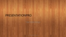 2014 Desk Calendar Widescreen PPT PowerPoint Template Background