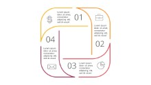 PowerPoint Infographic - Steps Square 30