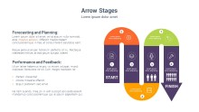 PowerPoint Infographic - Arrow Path 013