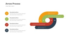 PowerPoint Infographic - Arrows Loop Infographic Layout