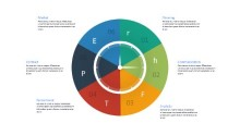 Clock Segments Infographic