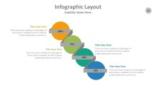PowerPoint Infographic - Circles 023