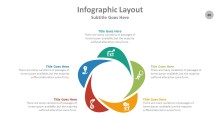 PowerPoint Infographic - Cycles 088