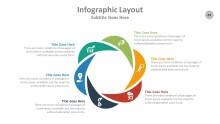 PowerPoint Infographic - Cycles 089