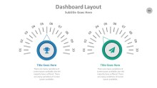 PowerPoint Infographic - Dashboard 055