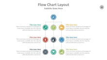 PowerPoint Infographic - Flow Chart 038