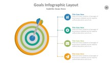 PowerPoint Infographic - Goals 030