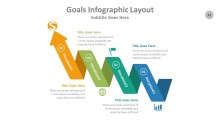 PowerPoint Infographic - Goals 032