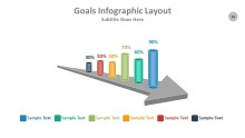 PowerPoint Infographic - Goals 036