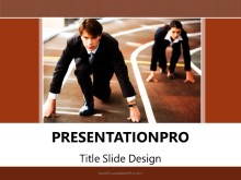 Competition PPT PowerPoint Template Background