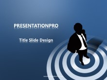 PowerPoint Templates - Target Business