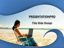 PowerPoint Templates - Working Remotely