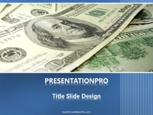 Ben Frank PPT PowerPoint Template Background