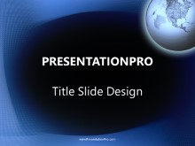 Download funky bue globe PowerPoint 2007 Template and other software plugins for Microsoft PowerPoint