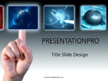Global Selection PPT PowerPoint Template Background