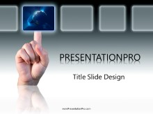 Global Selection B PPT PowerPoint Template Background