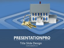Download keys_and_house PowerPoint 2007 Template and other software plugins for Microsoft PowerPoint
