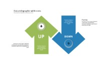 PowerPoint Infographic - UD Arrows