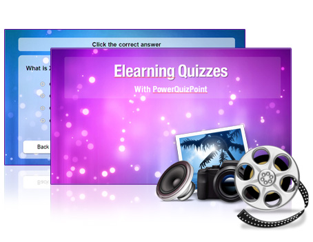 quiz powerpoint template free