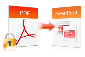 PDF to PPT Converter for PowerPoint by PresentationPRO