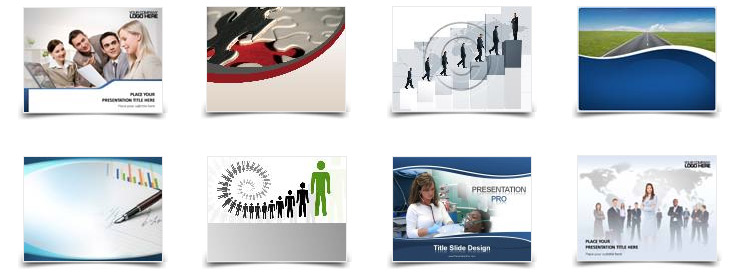 template examples from PowerDesigns 5-in-1 Package for PowerPoint