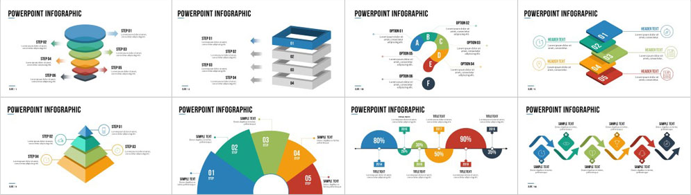 best editable ppt infographics from PresentationPro