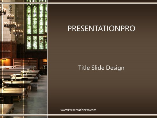 Law Library Powerpoint Template Background In Legal