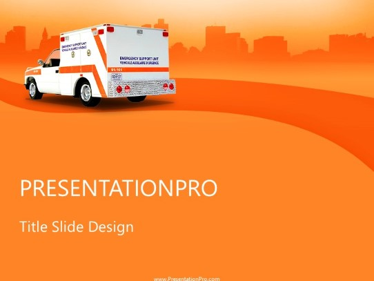 ems powerpoint template background in medical
