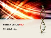 download royalty free animated dna movement animated powerpoint, Modern powerpoint
