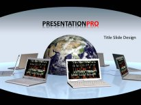 Download Royalty Free Animated Global Network Animated