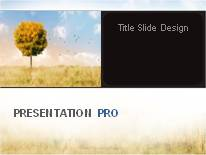Animated Change Of Seasons PPT PowerPoint Animated Template Background
