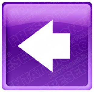 Download arrowboxdirectleft purple PowerPoint Graphic and other software plugins for Microsoft PowerPoint