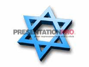 Download star of david PowerPoint Graphic and other software plugins for Microsoft PowerPoint