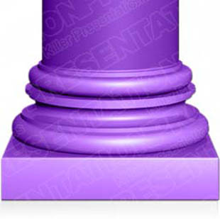 Download column02 purple PowerPoint Graphic and other software plugins for Microsoft PowerPoint