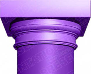Download column04 purple PowerPoint Graphic and other software plugins for Microsoft PowerPoint
