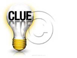 Download bulb clue PowerPoint Graphic and other software plugins for Microsoft PowerPoint