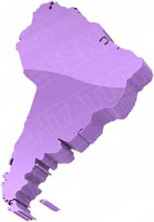 Purple America Map.Download High Quality Royalty Free Map South America Purple