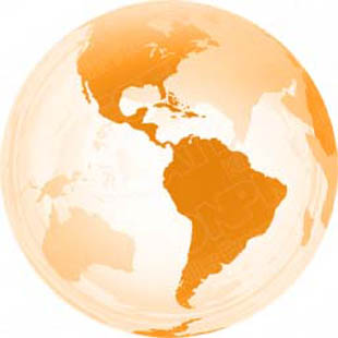 Download High Quality Royalty Free 3d Globe Americas