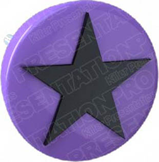Download roundstar 5 purple PowerPoint Graphic and other software plugins for Microsoft PowerPoint