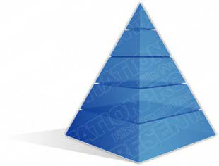 Download pyramid a 5light blue PowerPoint Graphic and other software plugins for Microsoft PowerPoint