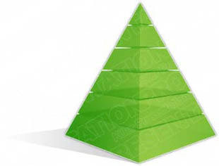 Download pyramid a 6green PowerPoint Graphic and other software plugins for Microsoft PowerPoint