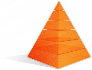 Download pyramid a 6orange PowerPoint Graphic and other software plugins for Microsoft PowerPoint