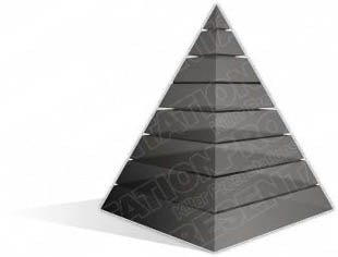 Download pyramid a 8gray PowerPoint Graphic and other software plugins for Microsoft PowerPoint