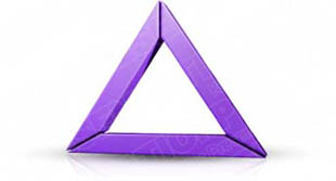 Download 3dtriangle06 purple PowerPoint Graphic and other software plugins for Microsoft PowerPoint