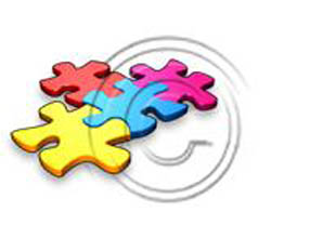 Download puzzle pieces 04 PowerPoint Graphic and other software plugins for Microsoft PowerPoint