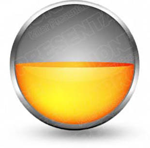 Download ball fill orange 50 PowerPoint Graphic and other software plugins for Microsoft PowerPoint