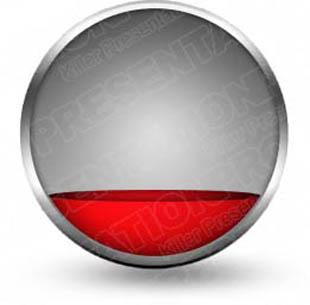 Download ball fill red 25 PowerPoint Graphic and other software plugins for Microsoft PowerPoint